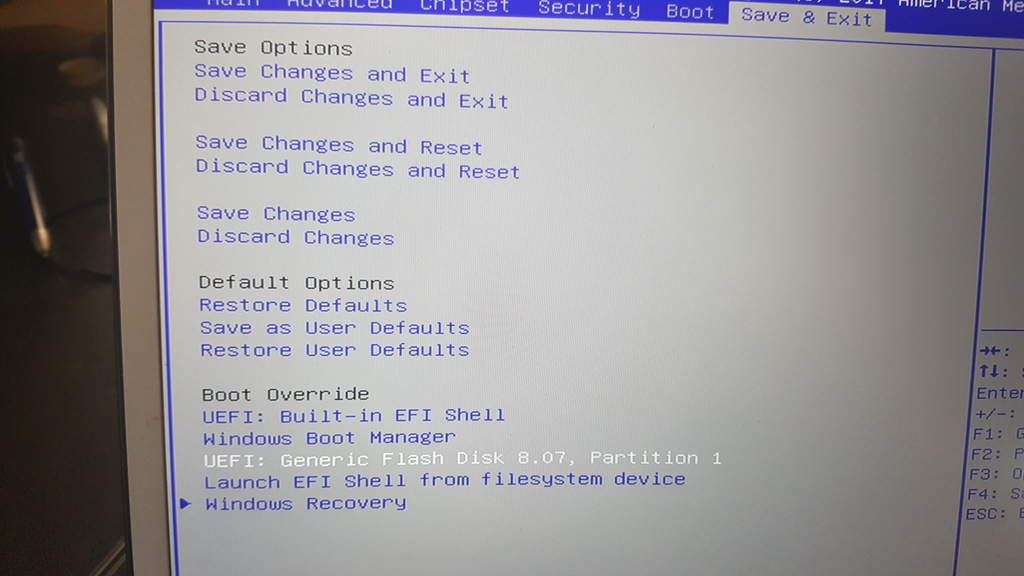 brynux: How to install Brynux on a Warehouse Stationary H+O Laptop