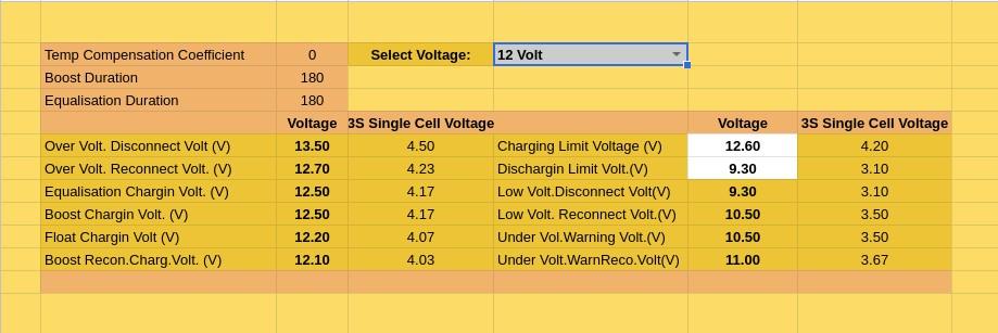 12v-epever-tracer-lithium-settings