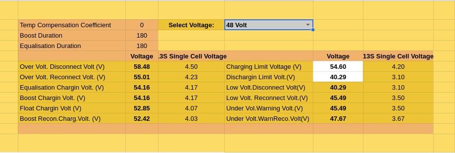 48v-epever-tracer-lithium-settings